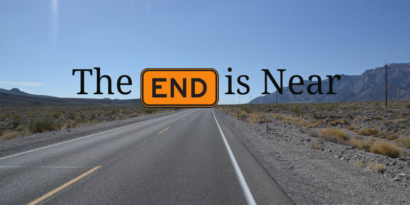 How to Manage the 'END.'