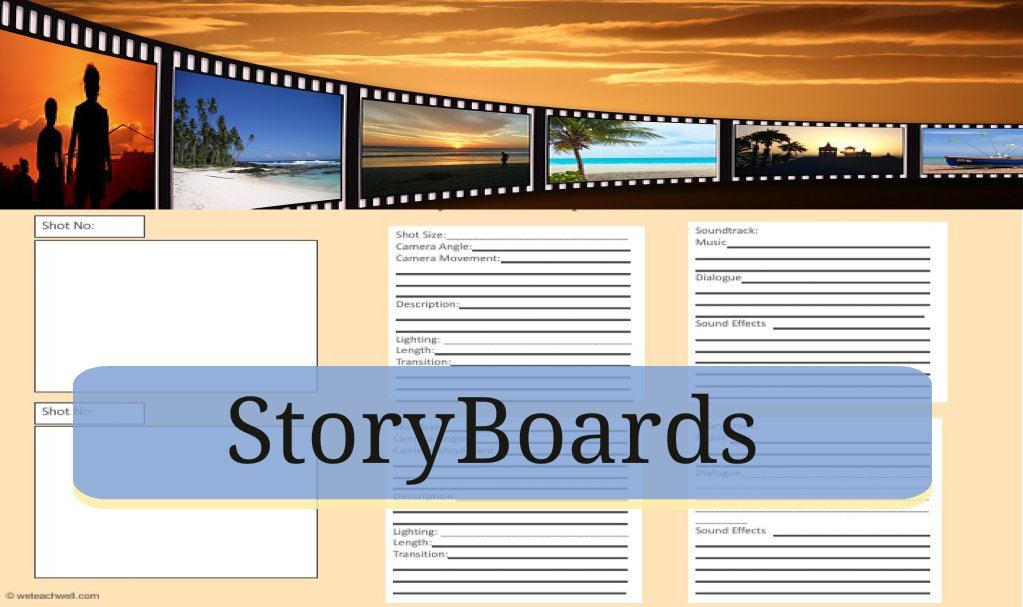 The Value of Storyboards in the English classroom