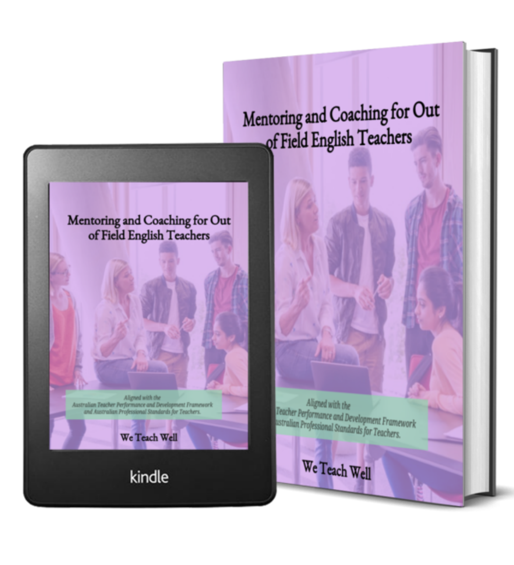 291119Mentoring and Coaching for Out of Field English Teachers kindle and book