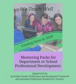 Teacher mentoring and coaching