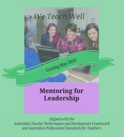 Teacher mentoring and coaching