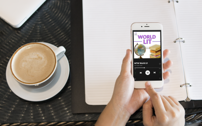 I never quite got podcasts – until we started one