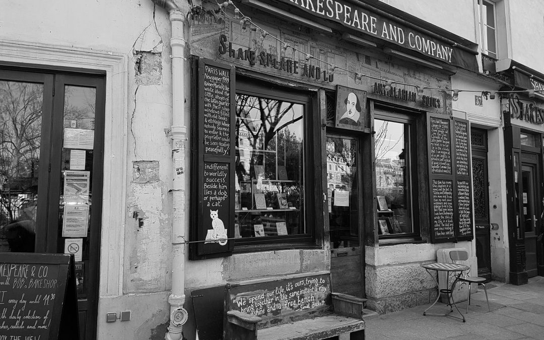 A shop dedicated to Shakespeare